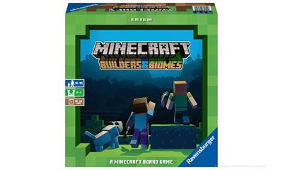 Minecraft A Board Game