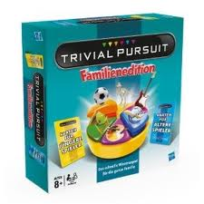 Trivial Pursuit Familien Edition Neu (2012)