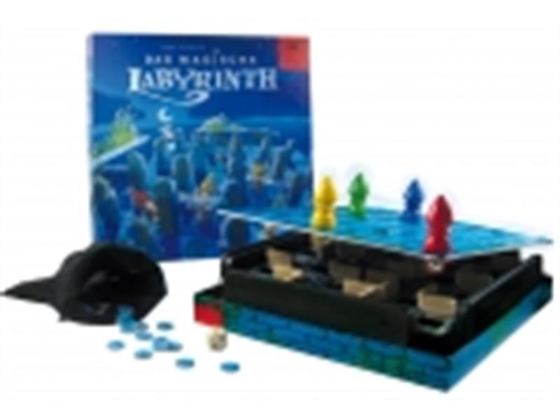 Das Magische Labyrinth Anleitung