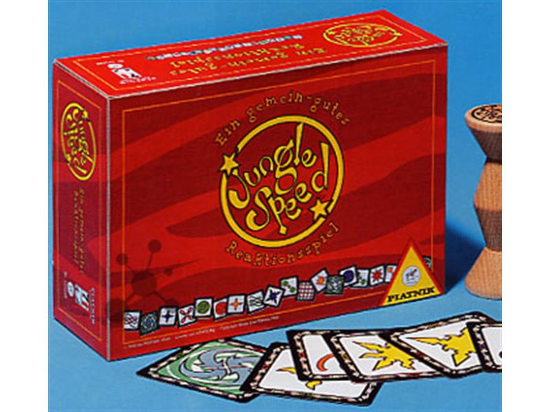 Jungle Speed Anleitung